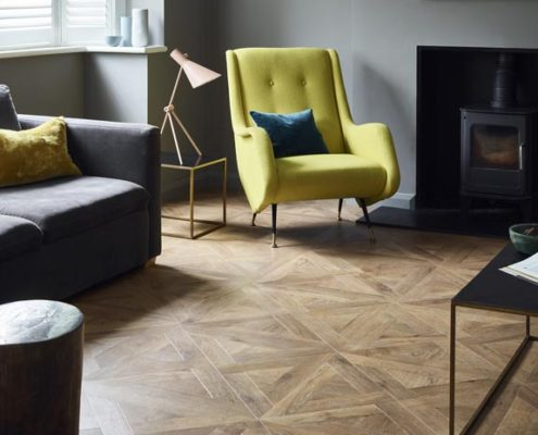 French Weave Amtico Flooring