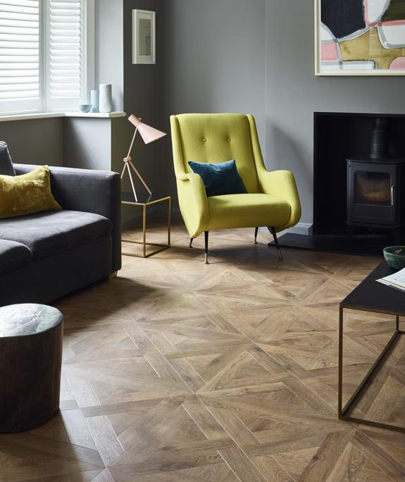 French Weave Amtico Flooring