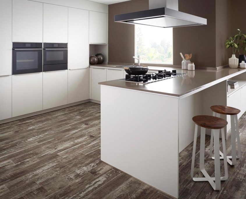 Fuente Pebble Keller Contemporary Kitchen
