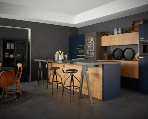 GL2000 Keller Contemporary Kitchen