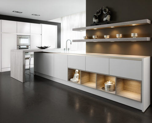 GL5100 Keller Contemporary Kitchen