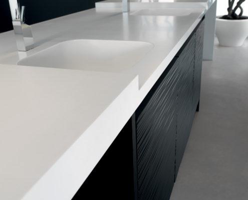 GL7300 NCS & White Keller Contemporary Kitchen