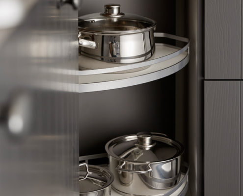 Irvine Basalt Keller Traditional Kitchen