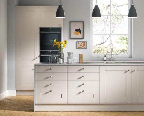Nouveau Sheraton Shaker Kitchen