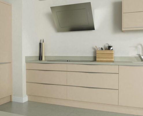 Embossed Sheraton Contemporary Kitchen