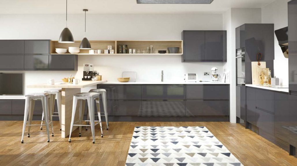 In Line Gloss Kitchen Byles