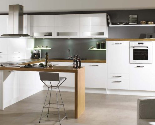 Lucente Sheraton Contemporary Kitchen