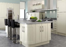 Ivory Shaker Sheraton Shaker Kitchen