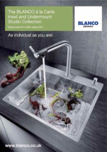 Blanco Kitchen Sinks & Taps Brochure