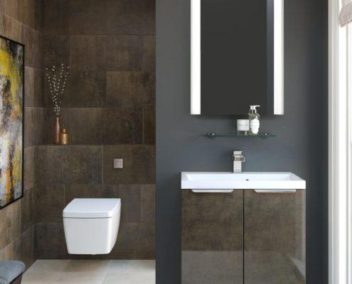 Bronze Mereway Bathroom