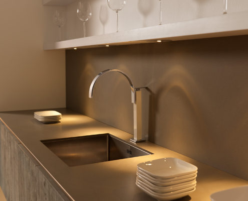 GL7400 Keller Contemporary Kitchen