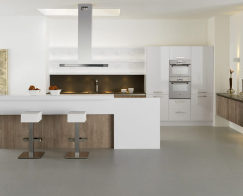 GL7400 Keller Contemporary Kitchen