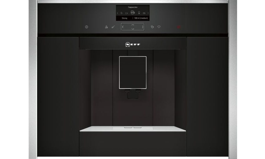 Built-in coffee center with OneTouchFunction Coffee Machine