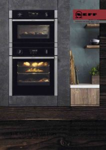 Neff Appliances Kitchen Brochure