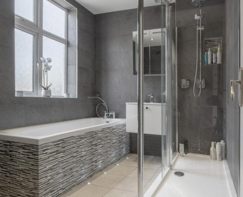 Mr & Mrs K Bathroom Project