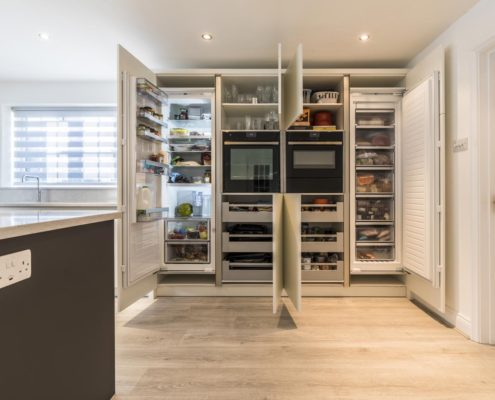Mr & Mrs S Kitchen Project