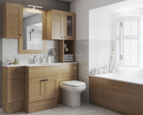 Sargasso Mereway Bathroom