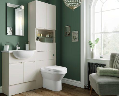 Tirare Mereway Bathroom