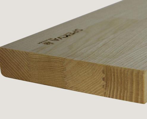 Ash Wood Spekva Worktop