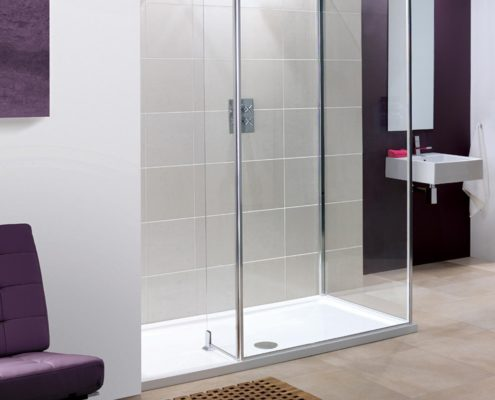 Adora Walk-In Shower