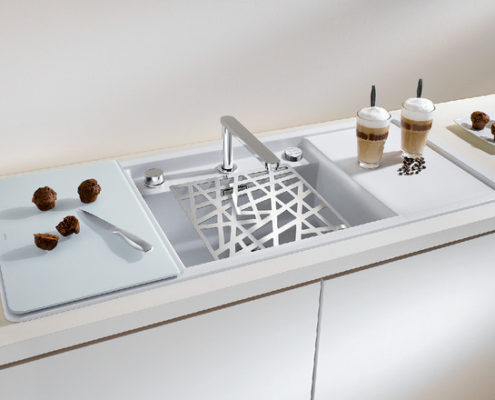 Alaros Blanco Kitchen Sink