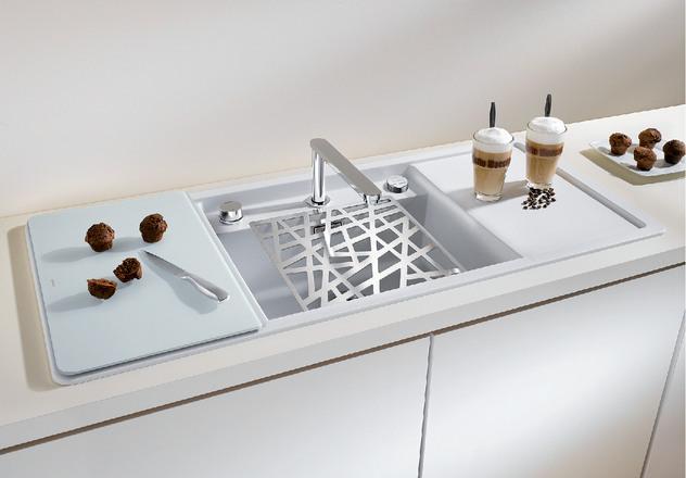 Alaros Blanco Kitchen Sink