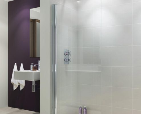 Alassio Walk-In Shower