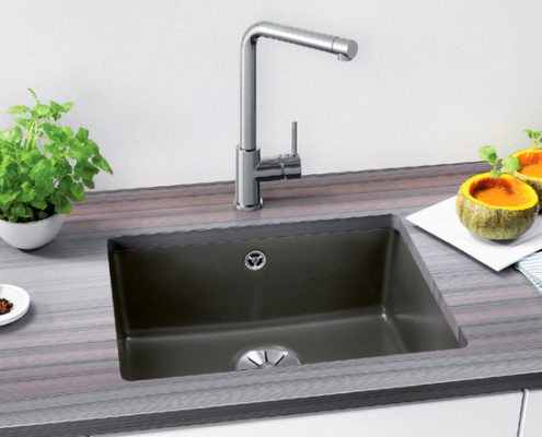 Ambassador Blanco Kitchen Taps