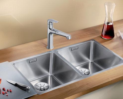 Andano Blanco Kitchen Sink