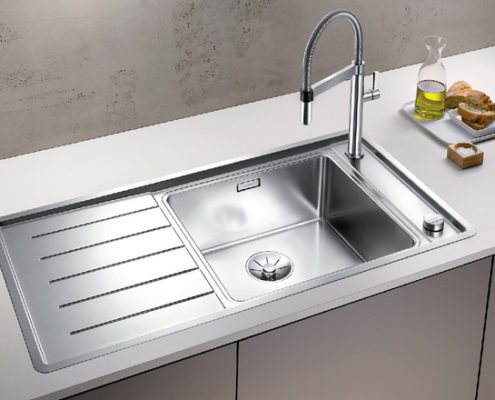 Andano Blanco Kitchen Sink