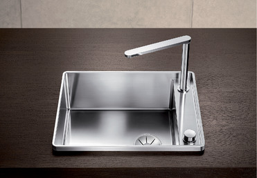 Attika Blanco Kitchen Sink