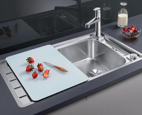 Axia Blanco Kitchen Sink
