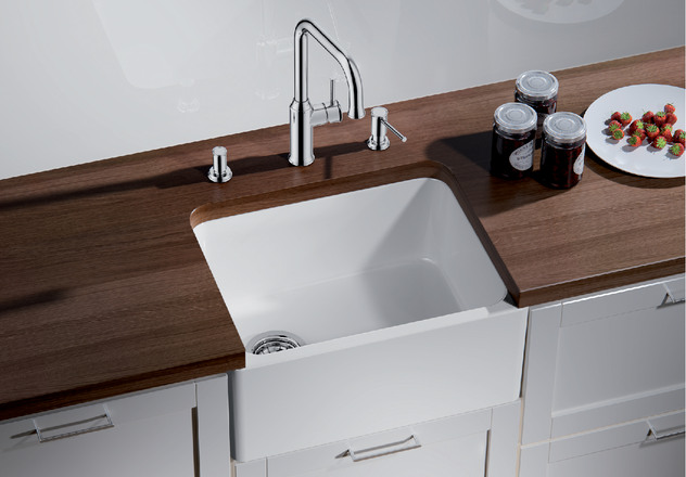 Belfast Blanco Kitchen Sink