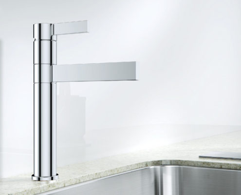 Blade Blanco Kitchen Taps