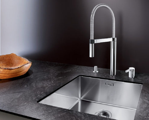 Blancoculina Blanco Kitchen Taps