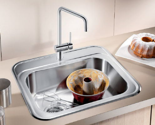 Blancodona Blanco Kitchen Sink