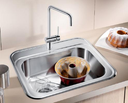 Blancodona Blanco Kitchen Sink