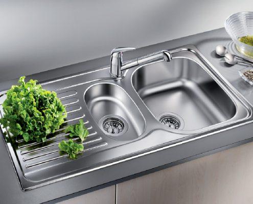 Bonus Blanco Kitchen Sink