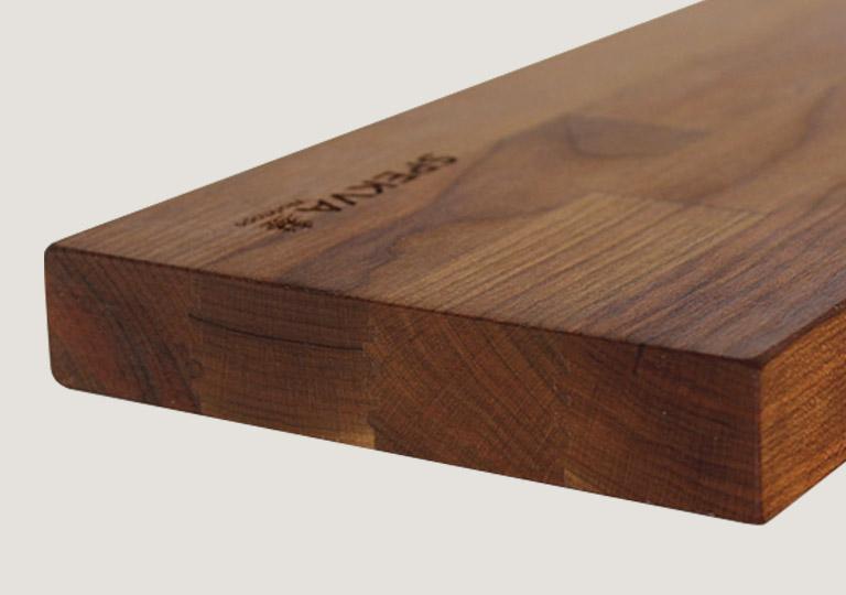 Cherry Wood Spekva Worktop