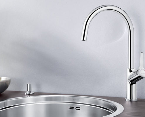 Carena Blanco Kitchen Taps