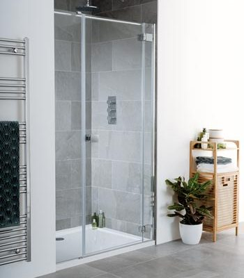 Caymen Shower Door
