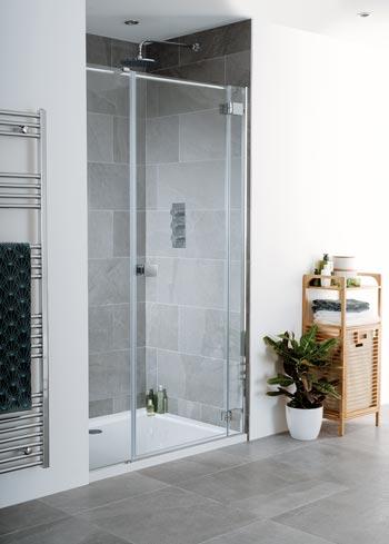 Caymen Shower Door