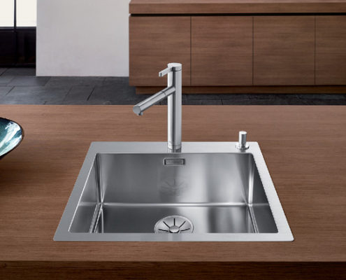 Claron Blanco Kitchen Sink