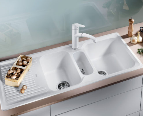 Classic Blanco Kitchen Sink