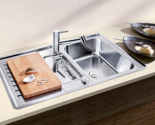 Classic Blanco Kitchen Sink