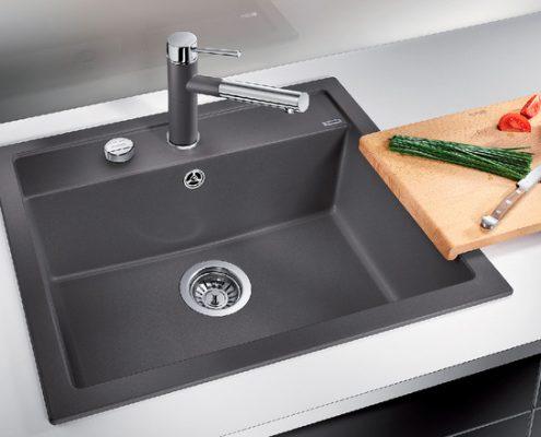 Dalago Blanco Kitchen Sink