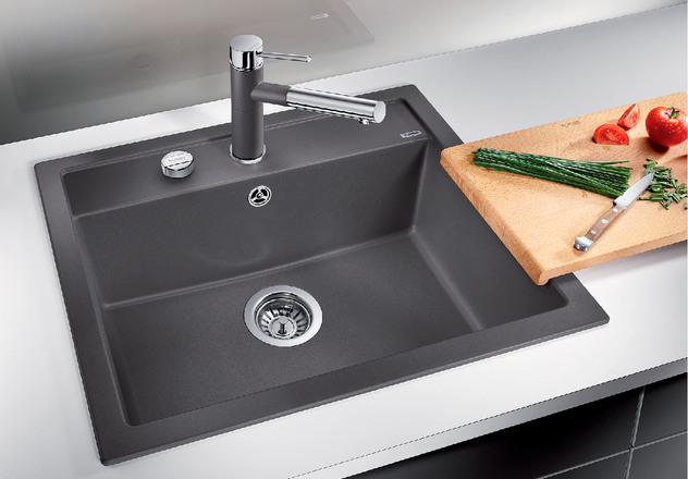Dalango Blanco Kitchen Sink