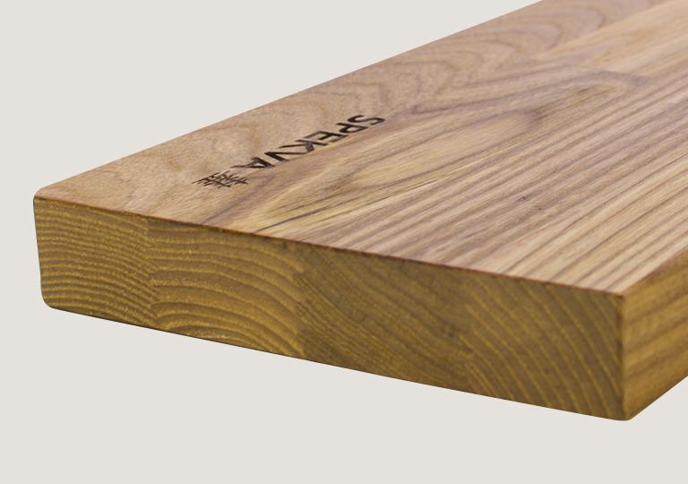 Elm Wood Spekva Worktop