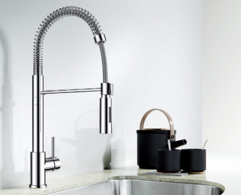 Ellipse Blanco Kitchen Taps