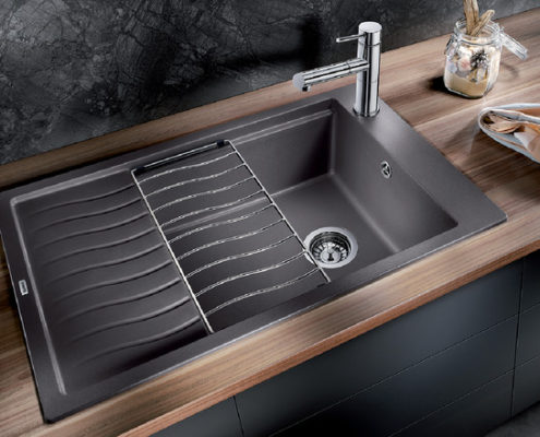 Elon Blanco Kitchen Sink